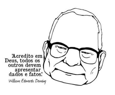 Deming, o primeiro Data Driven